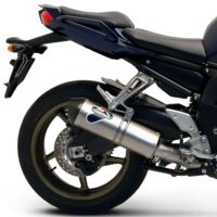 Relevance stainless steel / carbon silencer