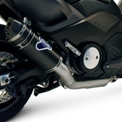 Relevance homologated full exhaust (stainless steel / carbon / carbon)