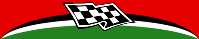 RED Racing Parts flags